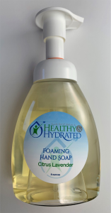 organic foaming soap