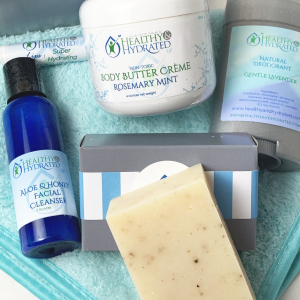 whole body gift box natural skin care