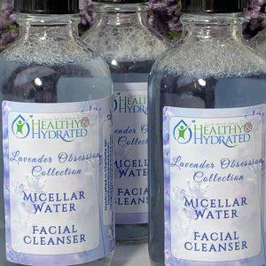 lavender micellar water