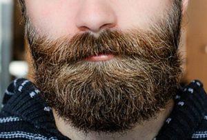 beard wash model