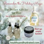 Perfect host gift cbd, spray, foam soap