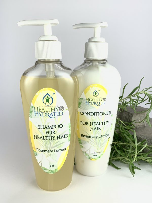 shampoo and conditioner duo