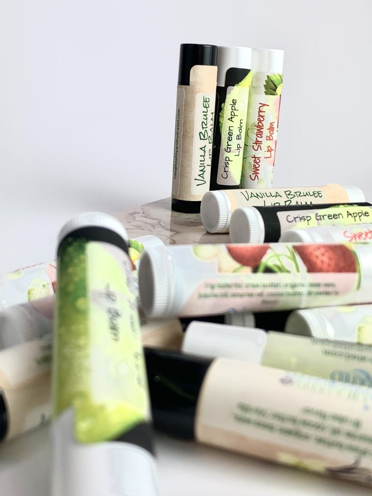 lip balm 3 pack